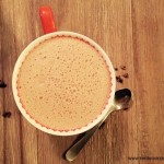 frothy cacao
