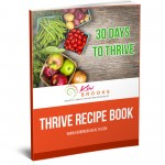 THRIVE RECIPE BOOK3D