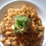 mexican riced cauliflower
