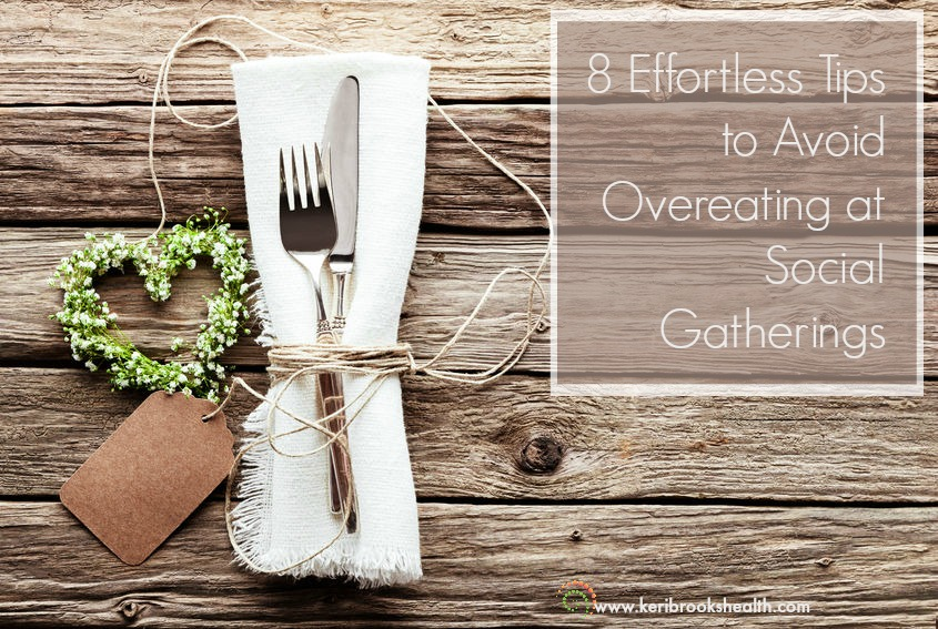 tips for overeating effortless