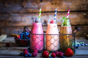 38546368 - fresh smoothies