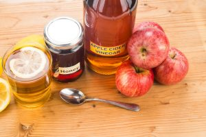 45170000 - apple cider vinegar with honey and lemon, natural remedies and cures for common health condition